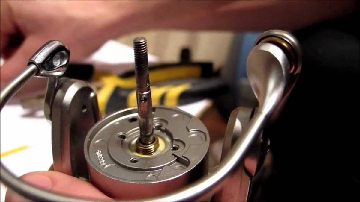 Ремонт катушек для спиннинга своими руками - все о том как разобрать, собрать и починить