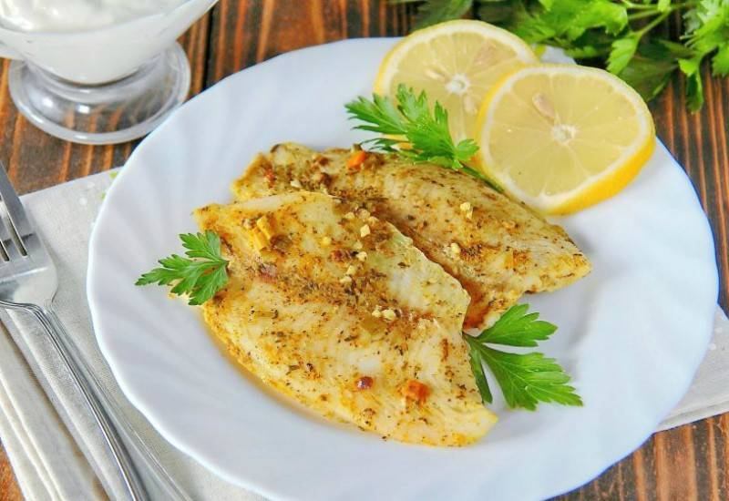 Тилапия - 7 рецептов филе на сковороде (с фото)