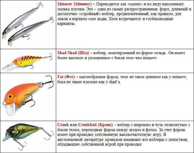 Лучшие поверхностные воблеры на щуку - мелководные приманки