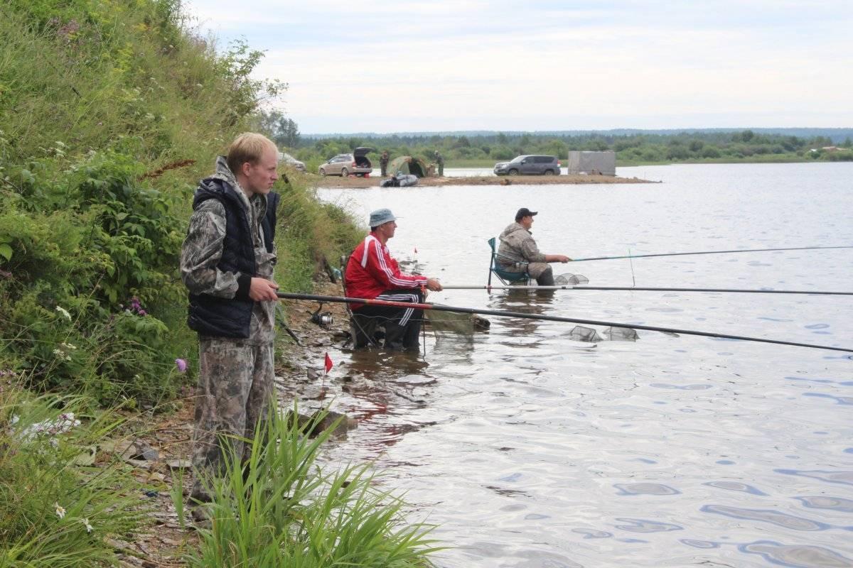 Где ловить рыбу в пермском крае — обзор водоемов региона