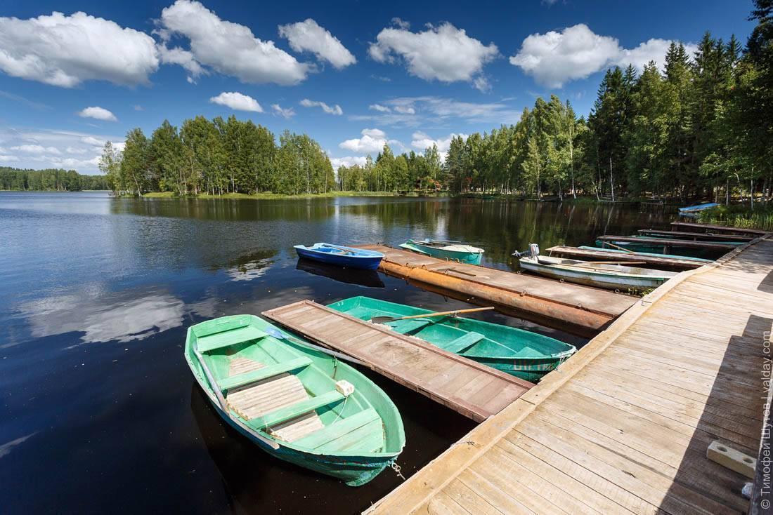 Рыболовные базы в валдае, новгородская область - отдых с рыбалкой, цены 2020, фото, отзывы