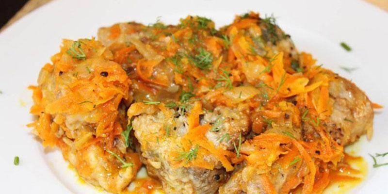 Рыба с овощами в мультиварке – максимум пользы. способы приготовления рыбы с овощами в мультиварке: печёной, на пару, тушеной - womens-24