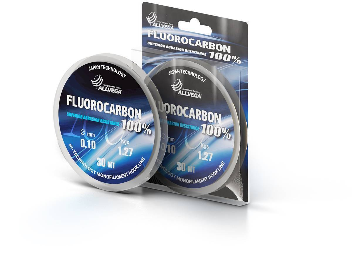 Как вязать поводки из флюрокарбона