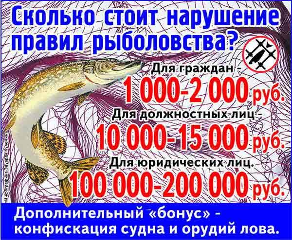 Правила рыболовства для азово-черноморского бассейна