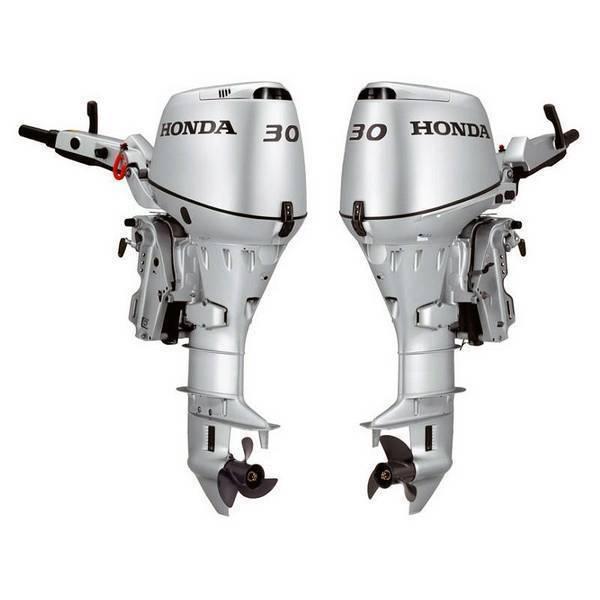 Технические характеристики лодочных моторов