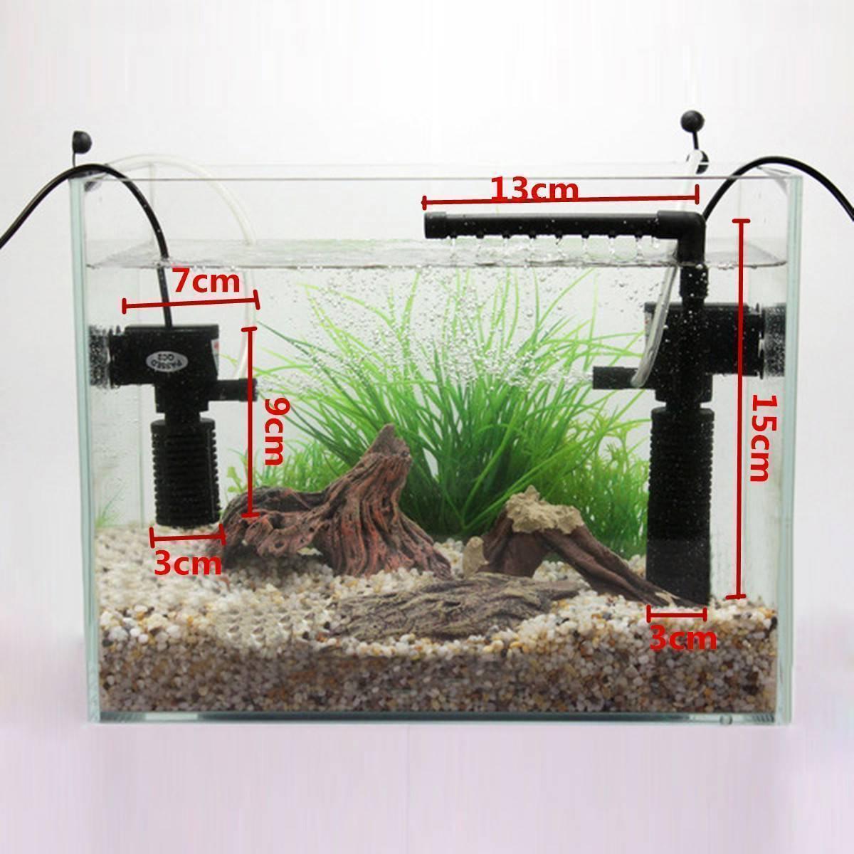 Как чистить аквариум и менять воду в домашних условия