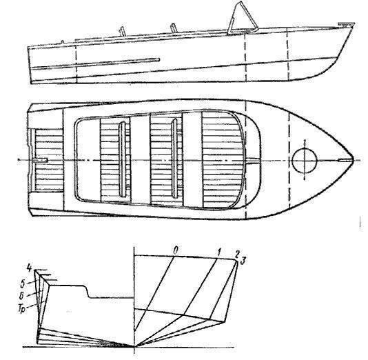 """Лодка """"воронеж м"""": основные технические характеристики (ттх), описание, цель создания, особенности конструкции, ходовые качества и рекомендации."""
