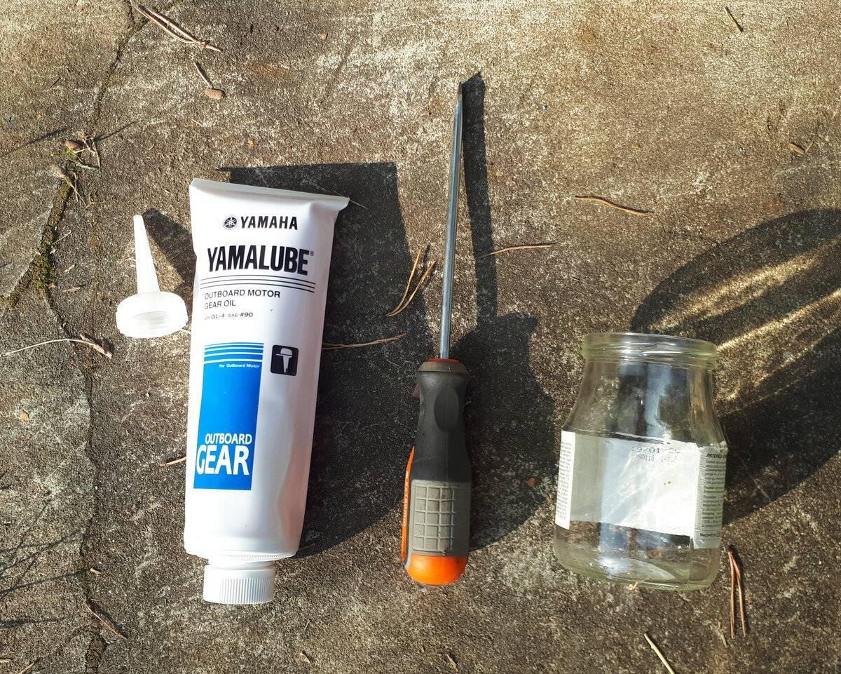 Масло для лодочного мотора ямаха: какое выбрать для плм