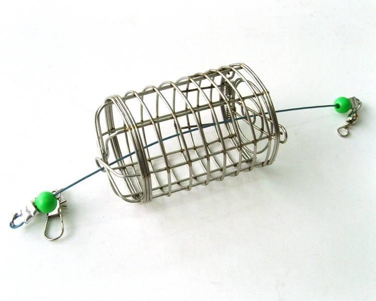 Донка с кормушкой: как собрать донную снасть на спиннинг? устройство удочки и монтаж оснастки для правильно ловли. как привязать кормушку для рыбалки?
