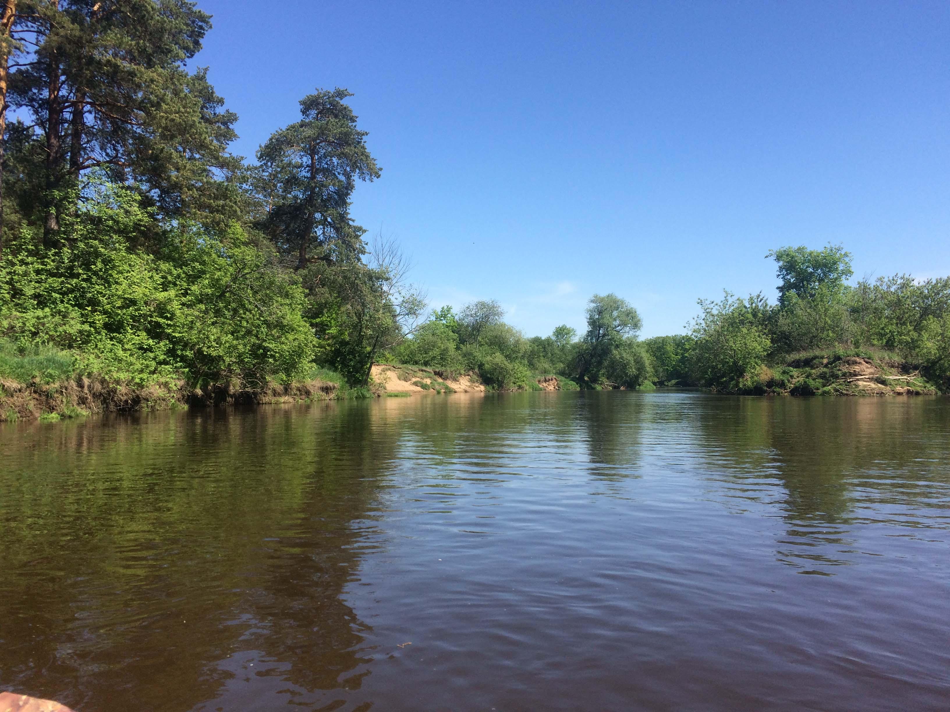 Wikizero - киржач (река)