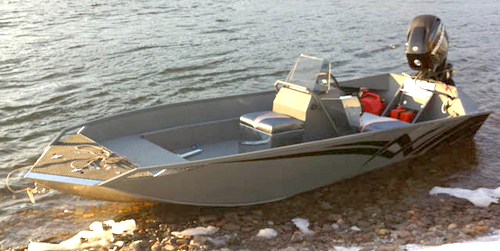 Мотор для мелководья — viberilodku