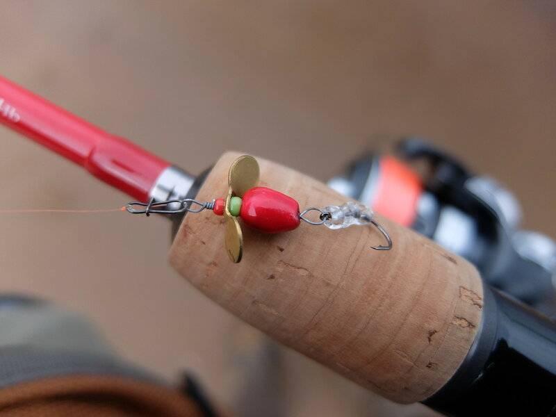 Оснащение ультралайта для ловли окуня - самоделки для рыбалки своими руками