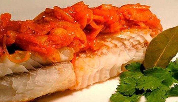 Жареная рыба под маринадом – кулинарный рецепт