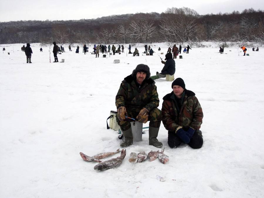 Рыбалка в перми и пермском крае