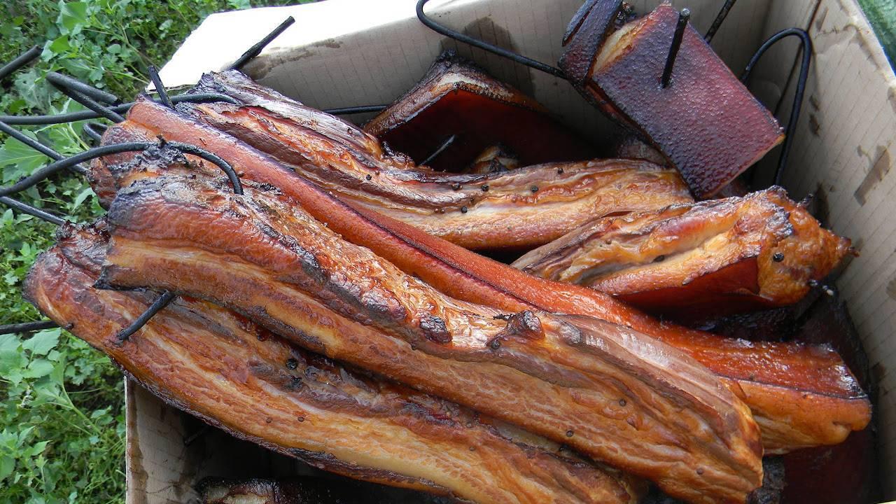 Как коптить рыбу горячего копчения