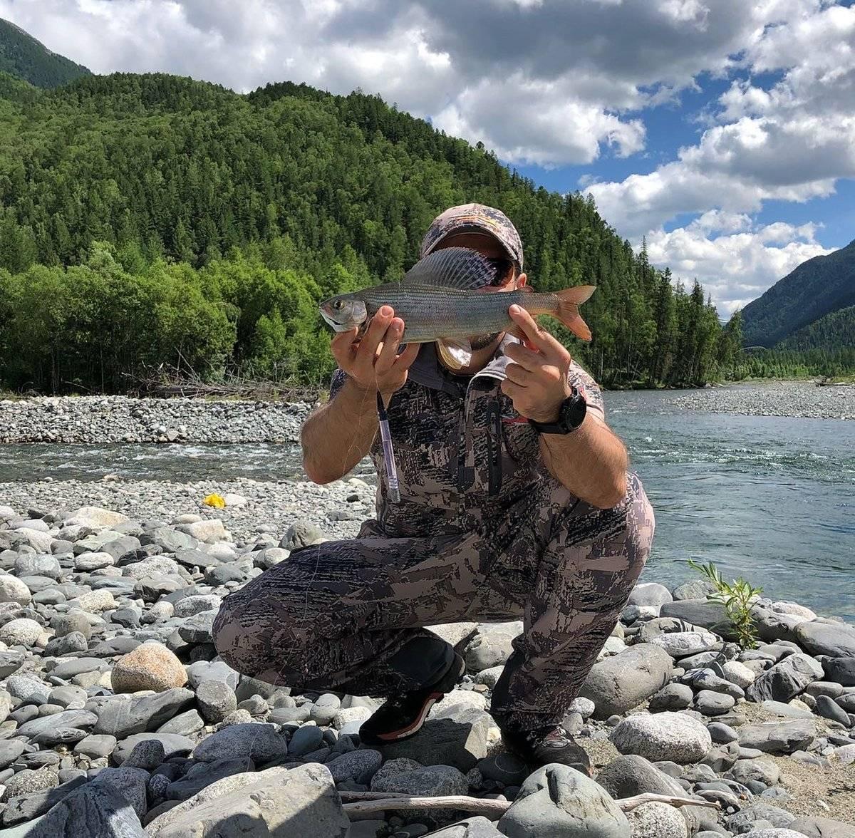Пять самых рыбных мест россии