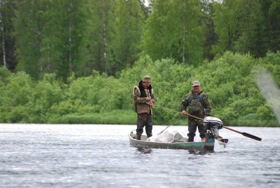 Река березовая пермский край | сплав и отдых на реке