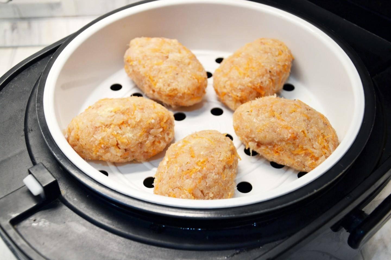 Котлеты на пару в мультиварке – кулинарный рецепт
