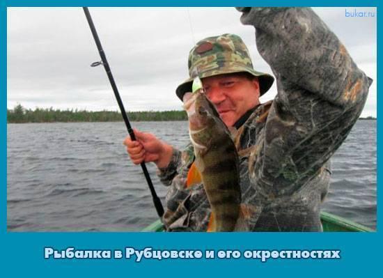 Рыбалка в рубцовске и его окрестностях: секреты рыбаков и отзывы