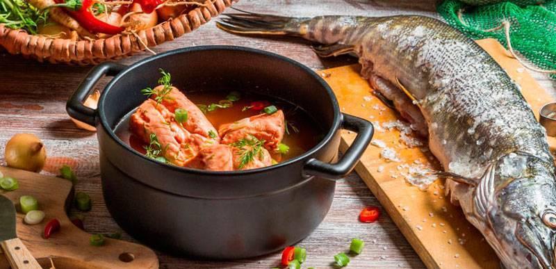 Уха из щуки с секретом – кулинарный рецепт