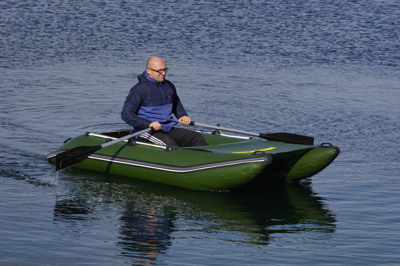 Какая лодка с надувным дном низкого давления лучше