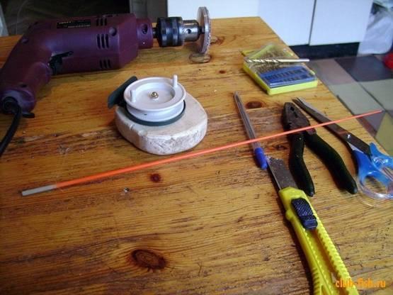 Как сделать зимнюю удочку - 125 фото и видео как своими руками построить удочку