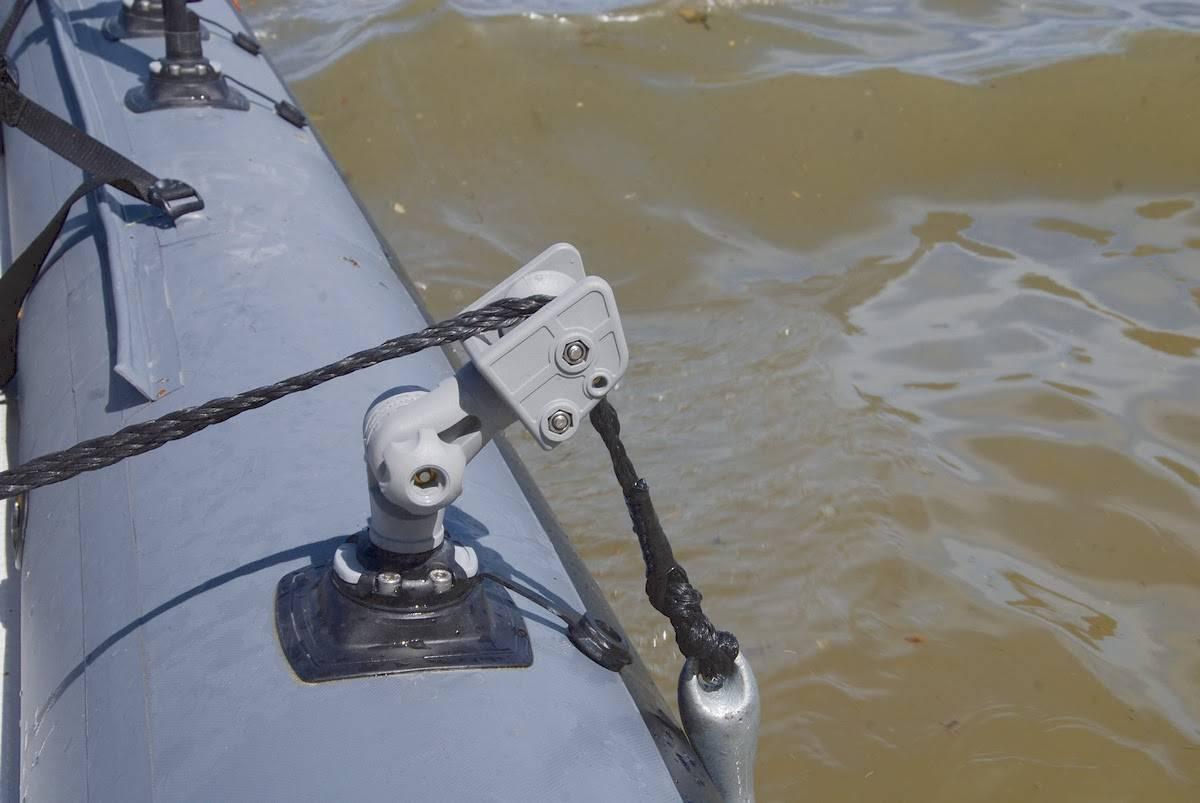Якоря для лодок пвх - как сделать своими руками, как выбрать и какие бывают виды