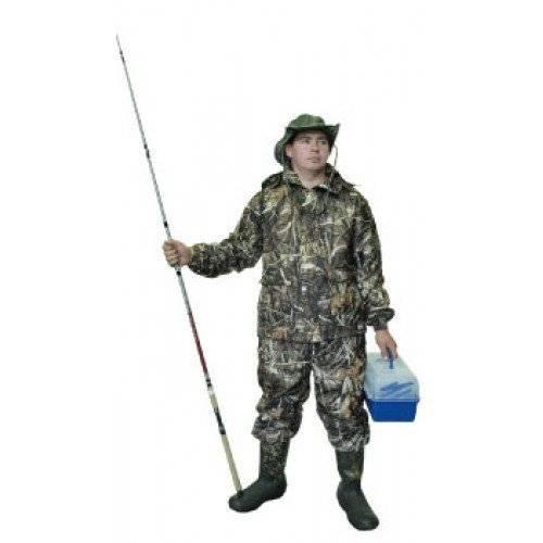 Летний костюм для рыбалки — какой лучше выбрать, цена и советы