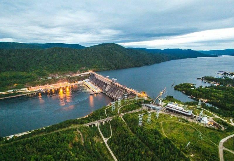 Красноярское водохранилище — заповедные места сибири