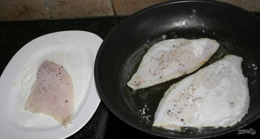 Минтай жареный на сковороде: вкусные рецепты приготовления