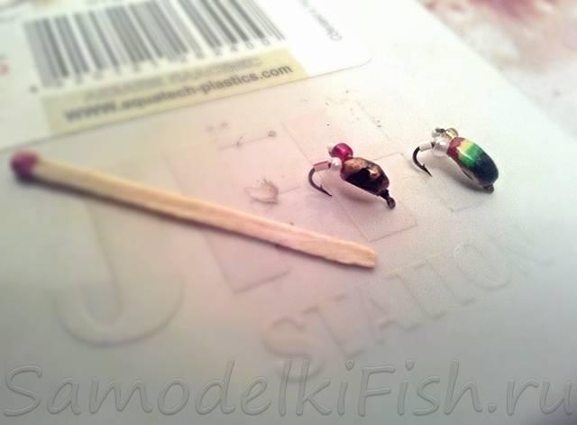 Мормышка муравей -приманки -мормышки -рыбалка