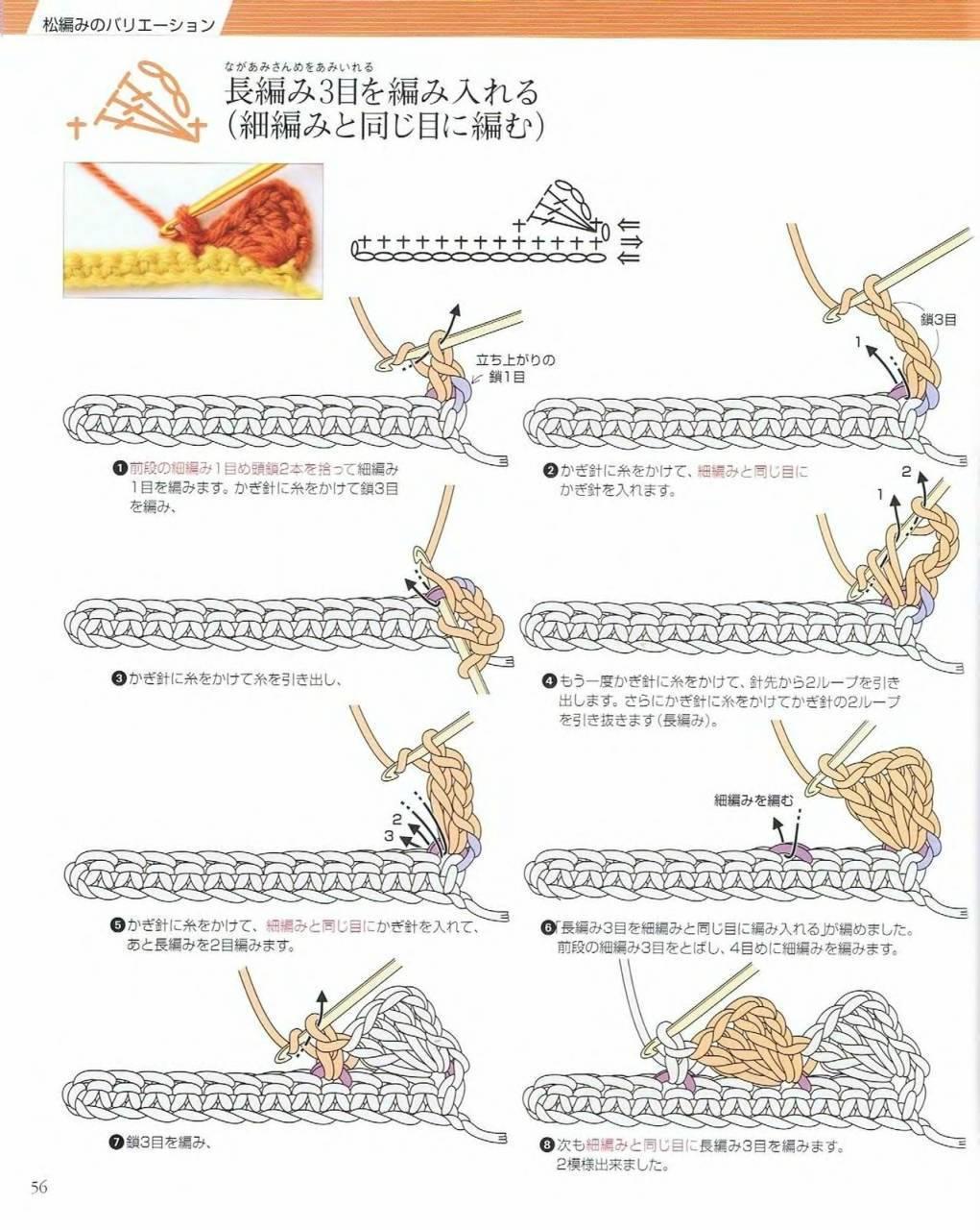 Основы вязания крючком 6 бесплатных уроков для начинающих |