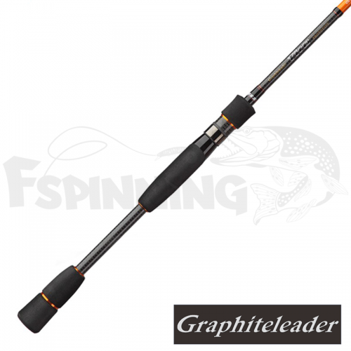 Спиннинг graphiteleader aspro 792h.