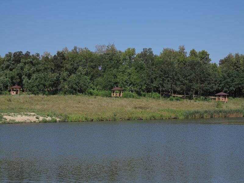 Рыбалка в белгородской области - читайте на сatcher.fish