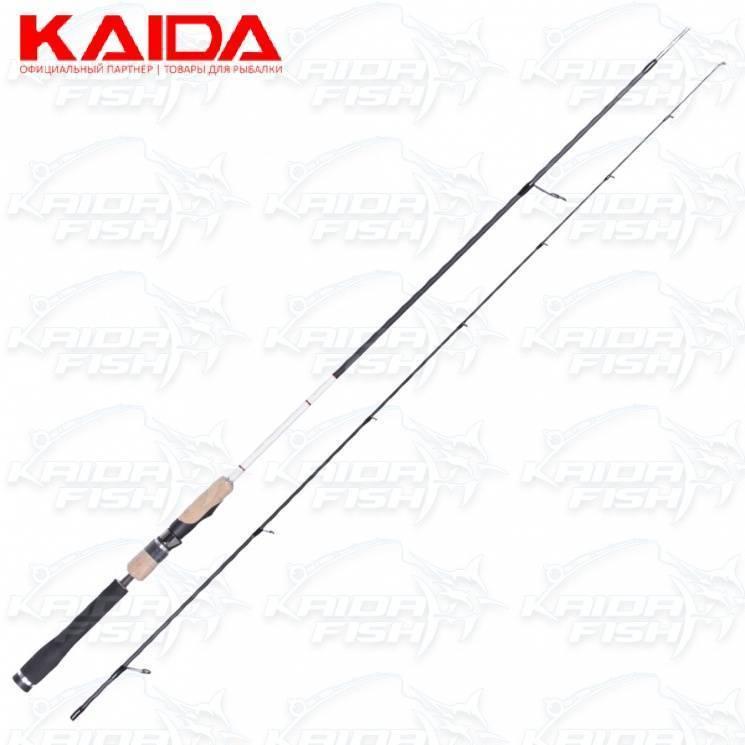 Cпиннинги kaida: отзывы рыбаков, как выбрать, преимущества