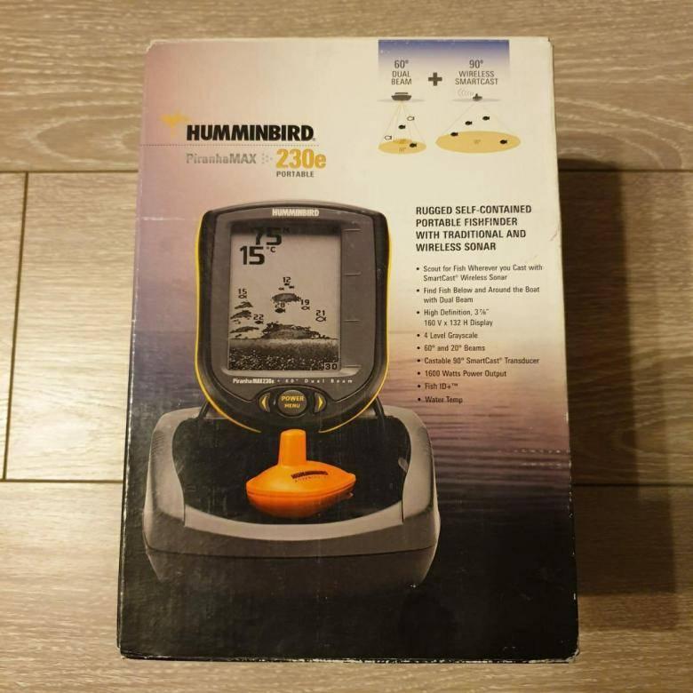 Эхолот humminbird 570 di - навигация, эхолокация и средства связи