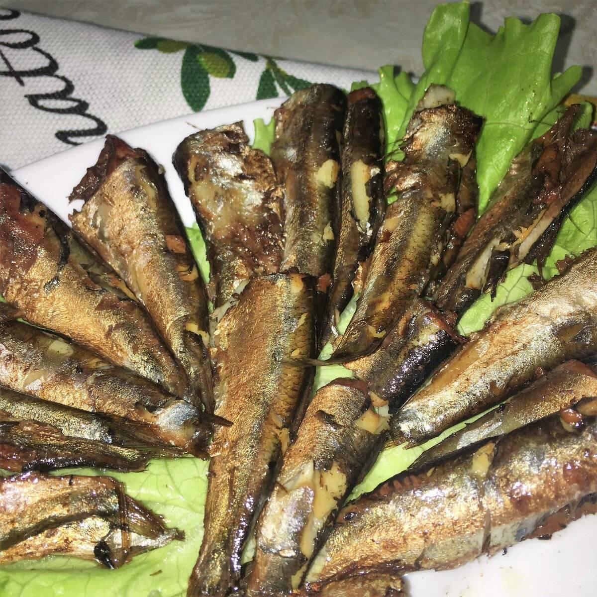 Пошаговый рецепт приготовления шпрот в домашних условиях
