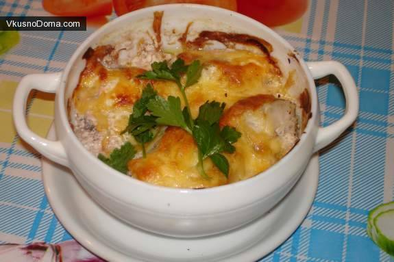 Картошка в горшочках - лучшие рецепты для духовки