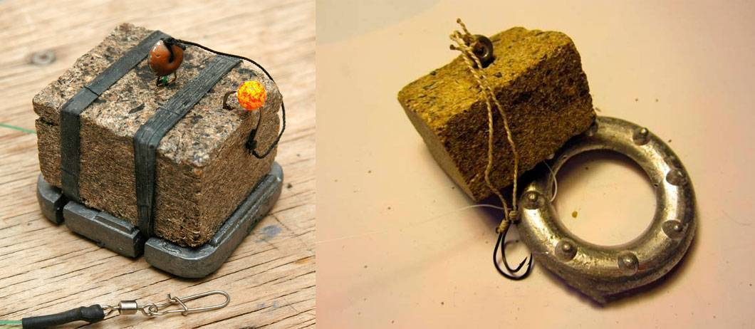Готовим макуху для рыбалки своими руками и ловим карпа