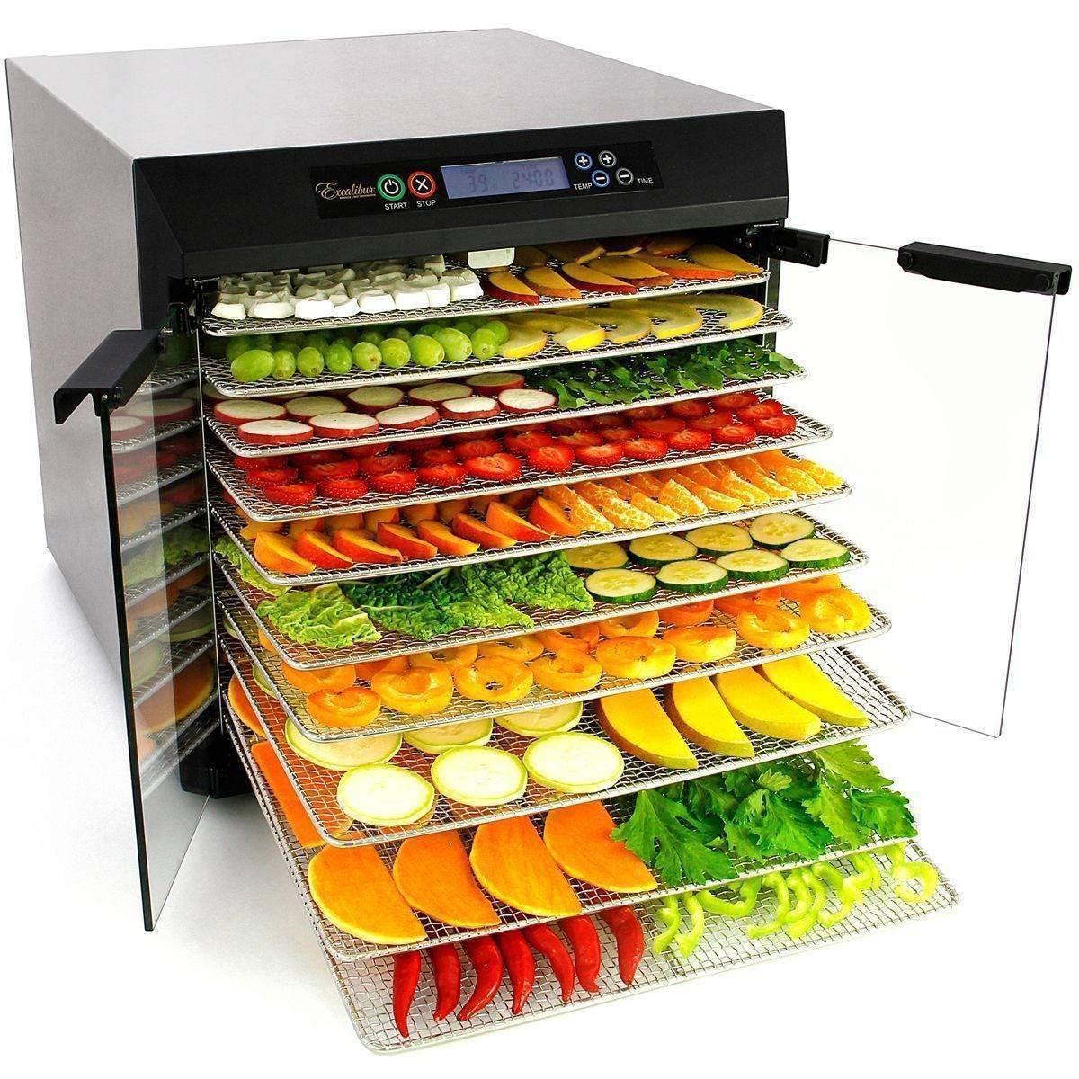 Как сделать дегидратор для овощей и фруктов своими руками