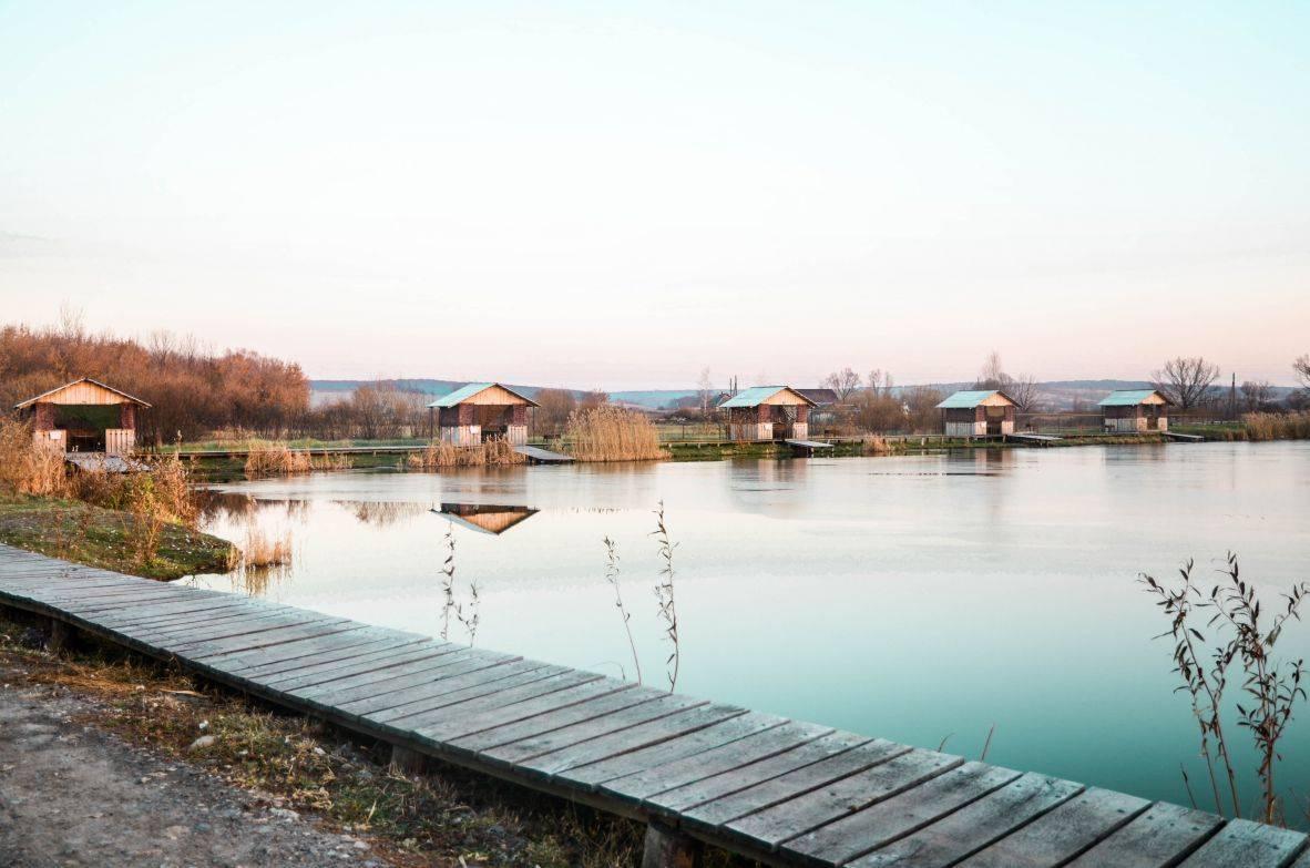 Рыбные места в белгороде и белгородской области
