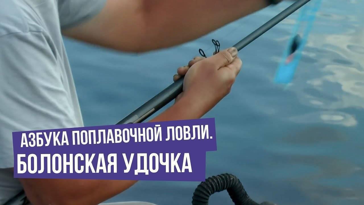 Рыбалка Азбука Поплавочной Ловли Болонская Удочка