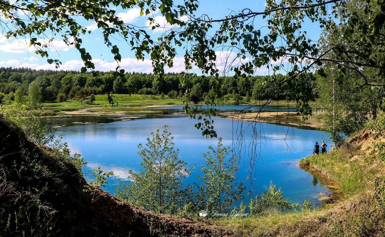 Озера светлые и еловые в нижегородской области