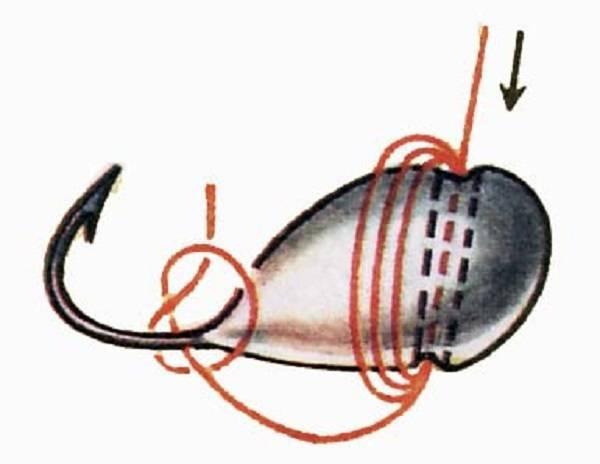 Основные способы привязывания мормышки с колечком — схемы и инструкции
