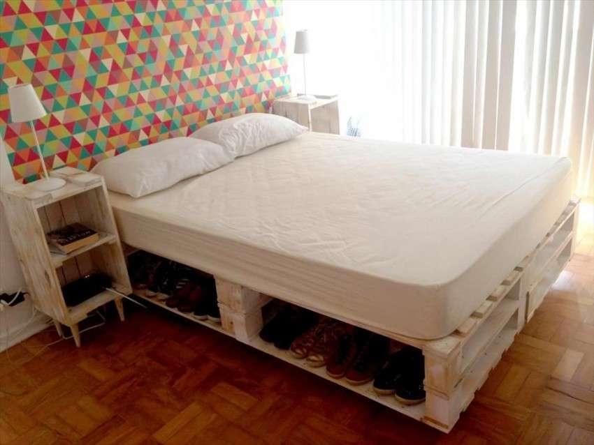 Кровать-трансформер своими руками: где найти схемы и чертежи, какой выбрать механизм, как самому сделать, собрать и установить в малогабаритной квартире