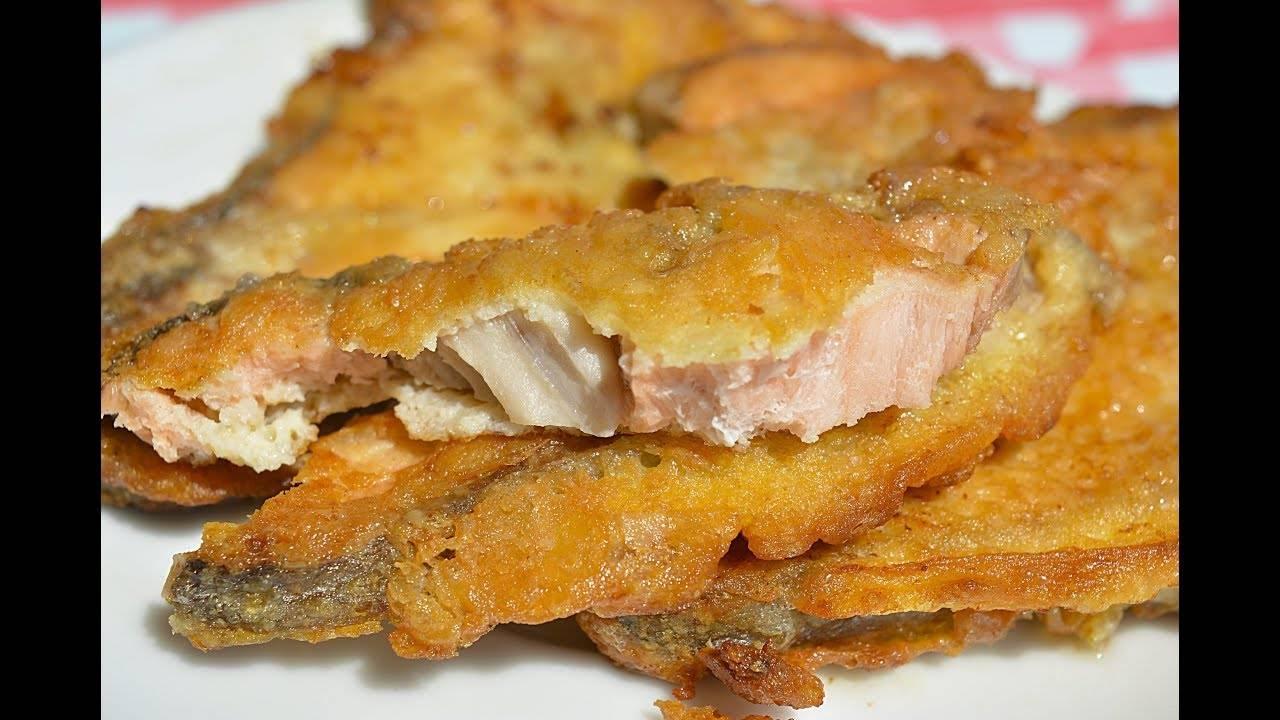 Рыба в тесте – 7 рецептов приготовления в духовке и на сковороде
