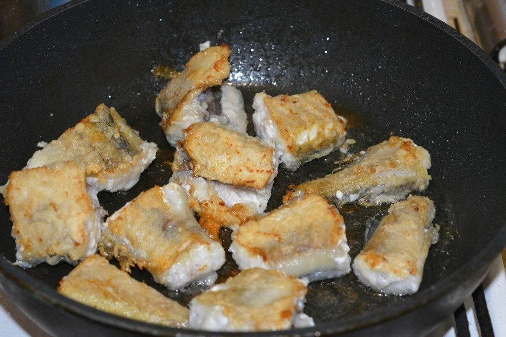 Рецепт как правильно жарить рыбу | меню недели