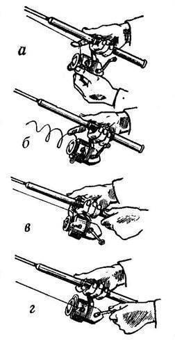Как научиться забросу спиннинга - разное