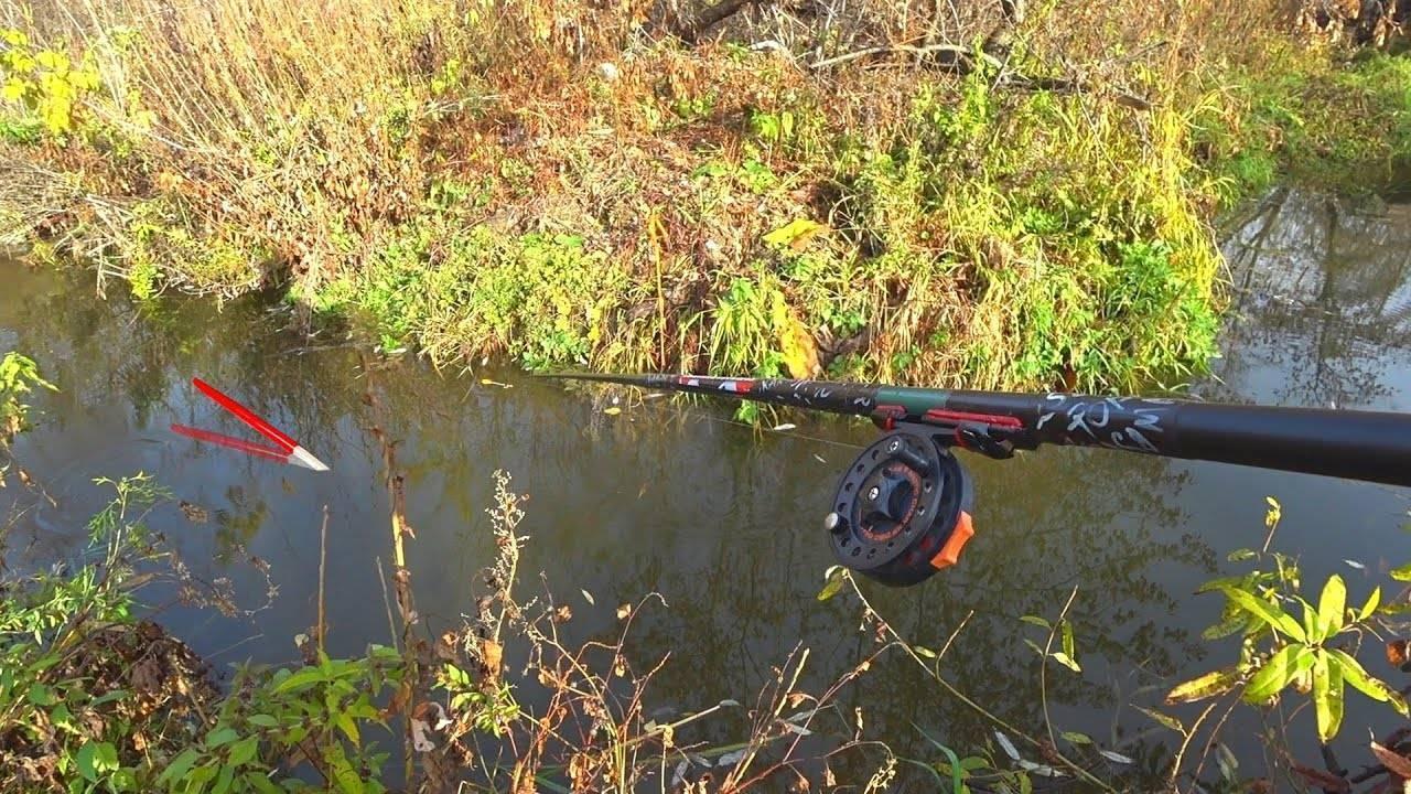 Рыбалка на поплавочную удочку: топ снастей и насадок