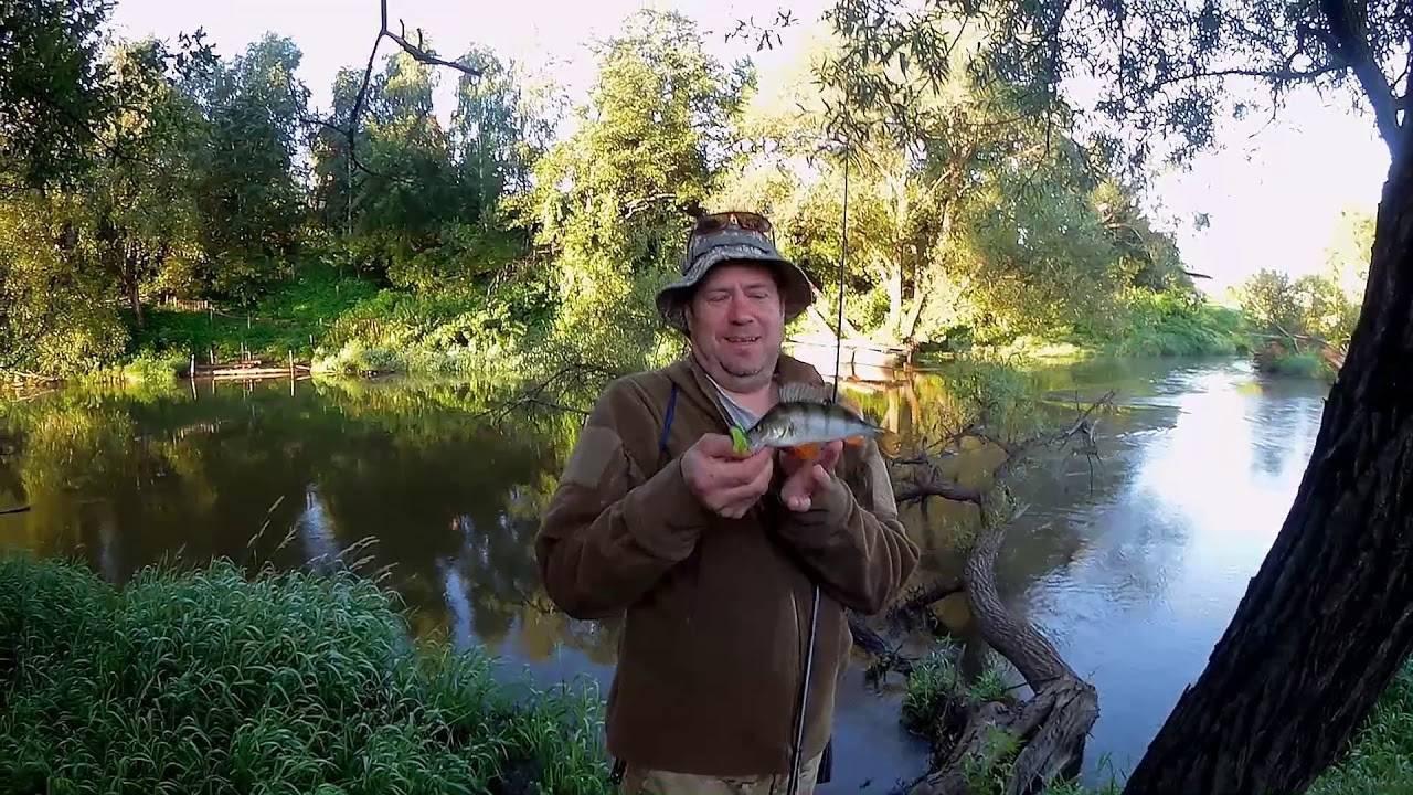 Рыбалка вмосковской области